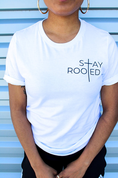STAY ROOTED Tee