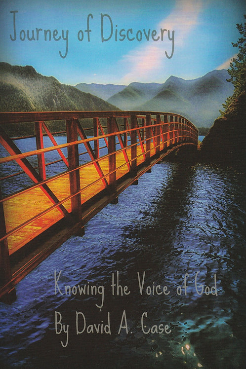 A Journey of Discovery: Knowing the Voice of God