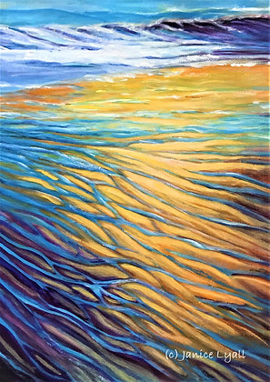 'Sea and Sand Ripples'