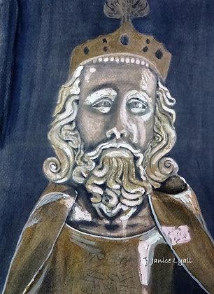 'King Edward II Effigy'