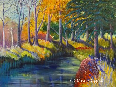 Autumn Colour - where is it?