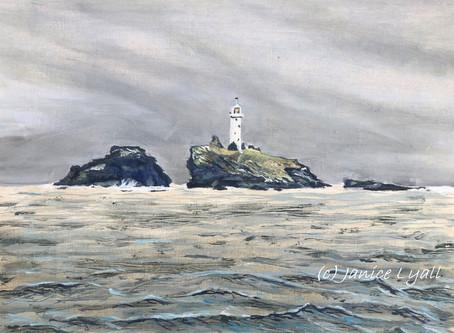 'Godrevy Lighthouse 1'