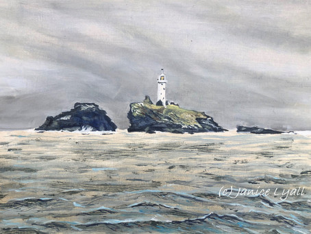 'Godrevy Lighthouse 1'