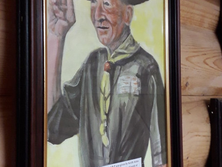'Lord Baden Powell'