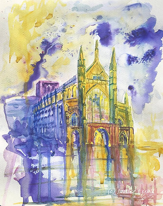 'Winchester Cathedral in Colour'