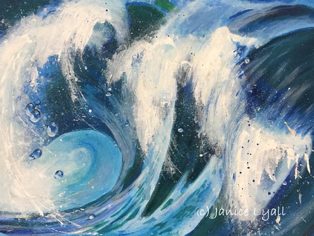 'Curl Wave'