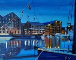 Gloucester Docks Festival Time