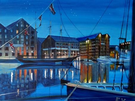 Celebrating Gloucester's Tall Ships Festival
