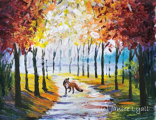 'Gentle Stroll'