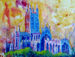Festival Time Gloucester Cathedral