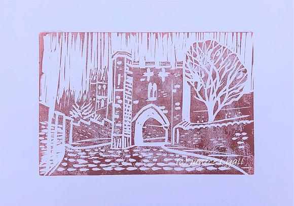 Lincoln, Potter's Gate
