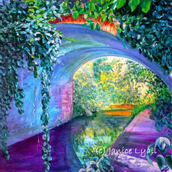 Uncovering the Bridge at Oxenhall - Copyright.JPG