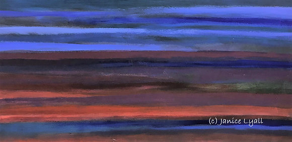 'Horizon after Sunset'