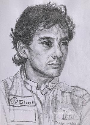 'Ayrton Senna'