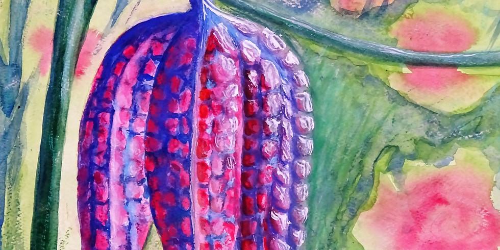 Postponed Silk Painting Workshop