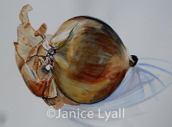 'Brown Onion'
