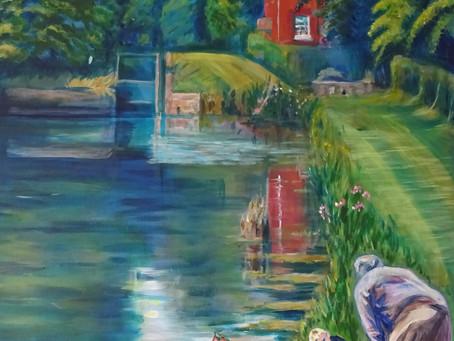 Exhibition: 'Inland Waterways around Gloucestershire'
