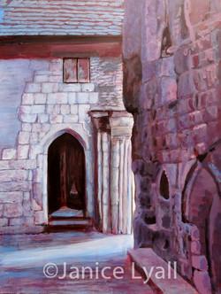 Blackfriars The Open Door