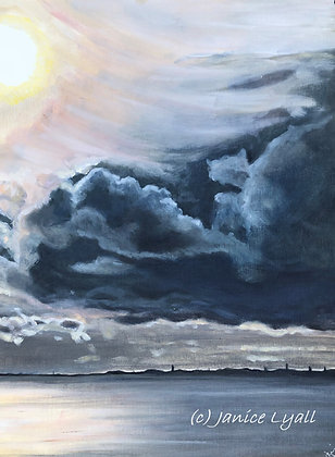 'Storm over the Baltic'