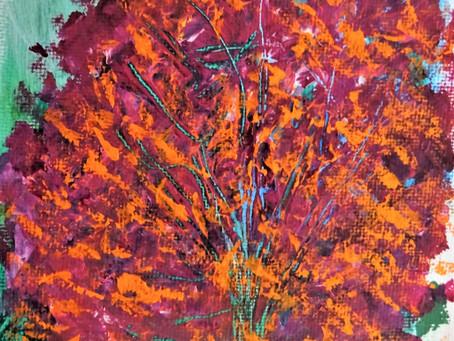 'Autumn Tree'