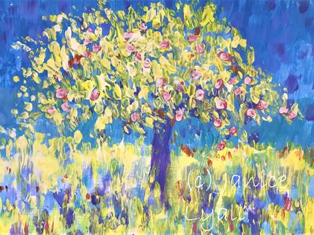 'Tree in Summer'