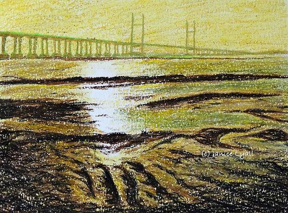 'River Severn lower crossing'