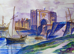 Gloucester Heritage West Gate and Bridge