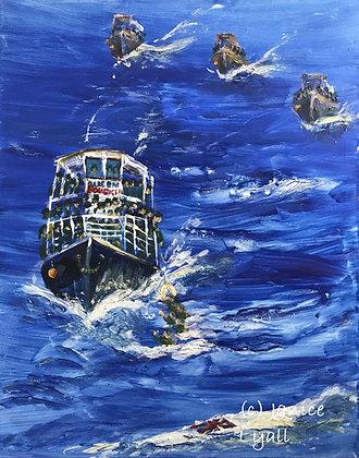 'Dunkirk Boat - Queen Boadicea II'