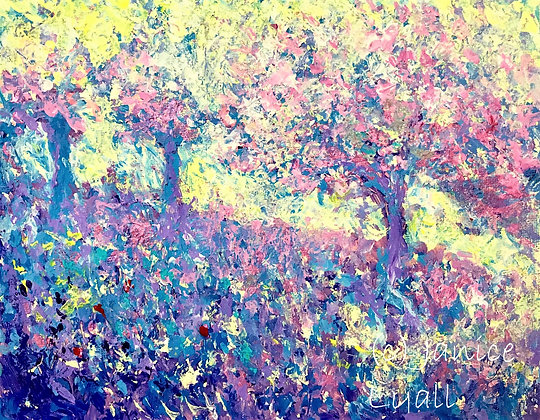 'Orchard in Blossom'