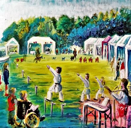 'Summer Community Spirit'