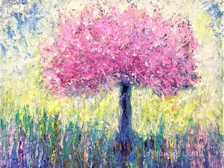 'Tree in Blossom'
