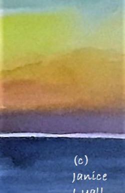 Colour at Sea