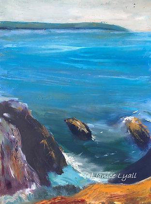 'Cornish Cliffs'
