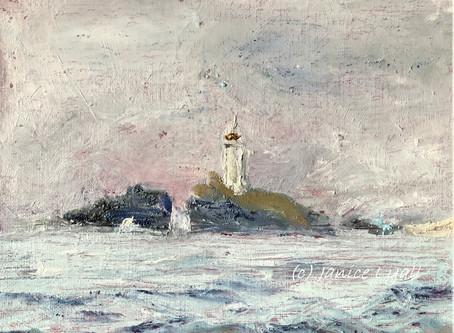 'Godrevy Lighthouse 2'