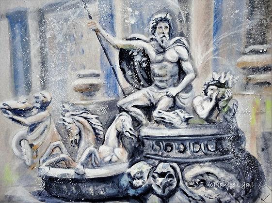'Neptune's Fountain'