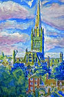 Norwich Cathedral - Standing Tall