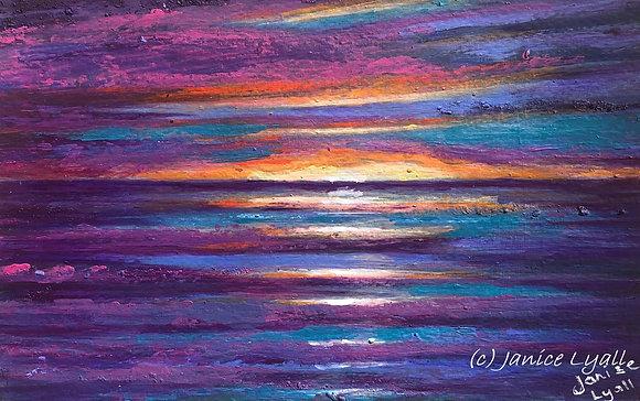 'Purple Horizon'