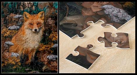The Fox Puzzle