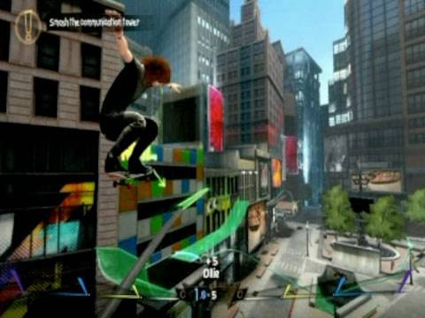 Environment Art Shaun White Skate xbox