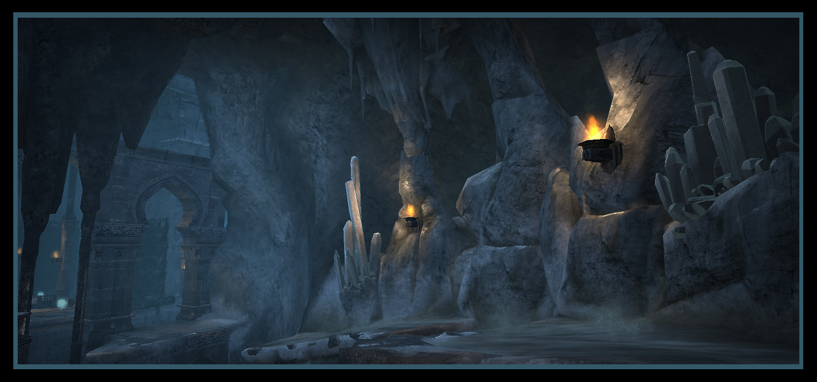 Environment Art Prince Of Persia