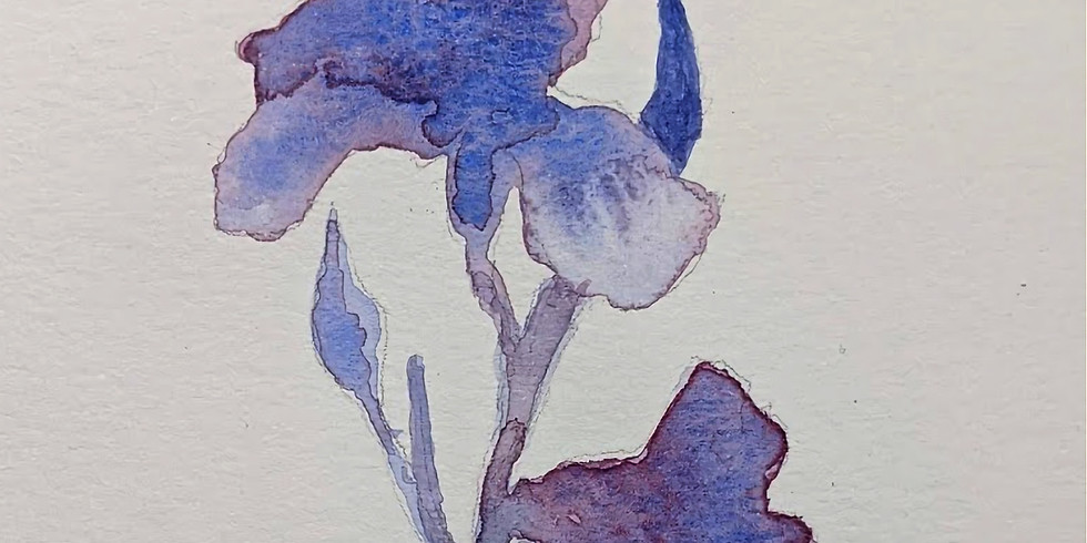 Free Introductory Watercolor Classes Week 1