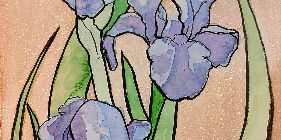 Free Introductory Watercolor Classes  week 3