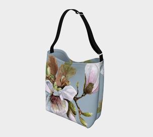 Vancouver Magnolia Day Tote Bag