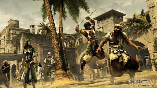 Marketing Art Assasin's Creed Revelations