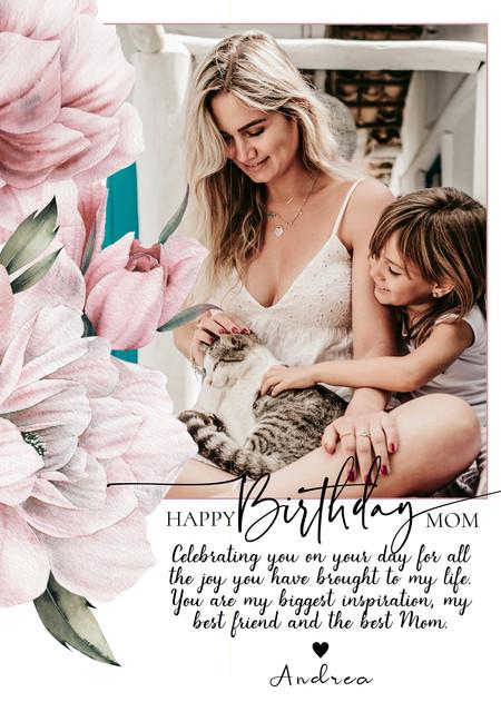 Photo Birthday Card