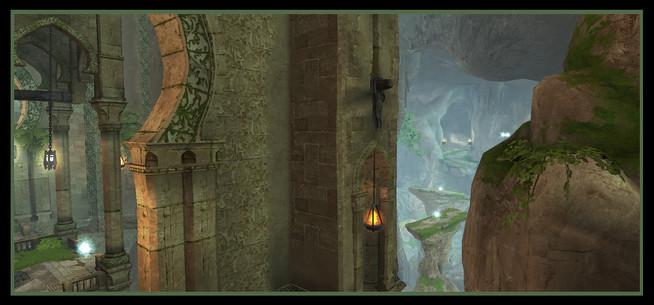 Environment Art Prince Of Persia