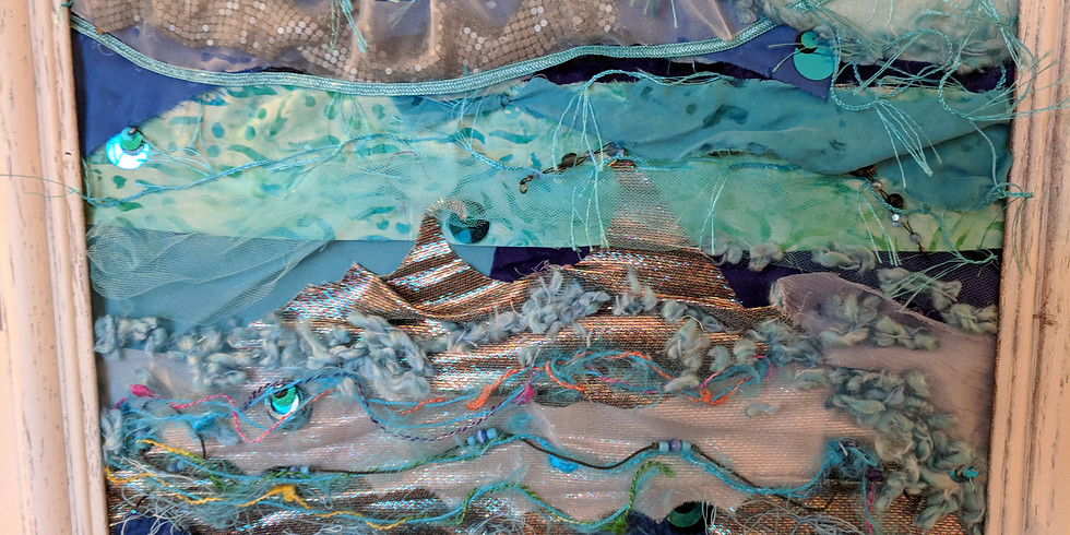 Fabric Collage Workshop