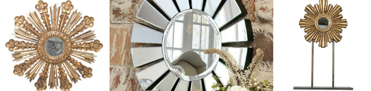Mirrors for home decor and accent offered at Sofa Outlet for all home furnishing