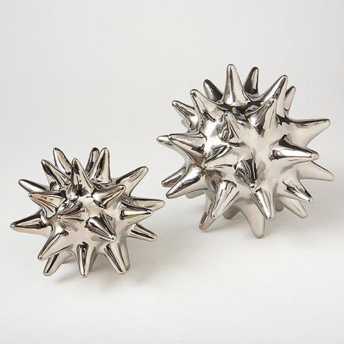 Bright Silver Urchin