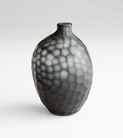 Textured vase at Sofa Outlet